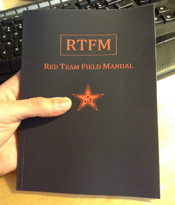 red team hacking manual